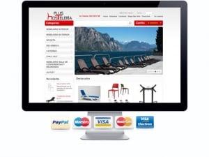 Diseño tienda on-line Barcelona